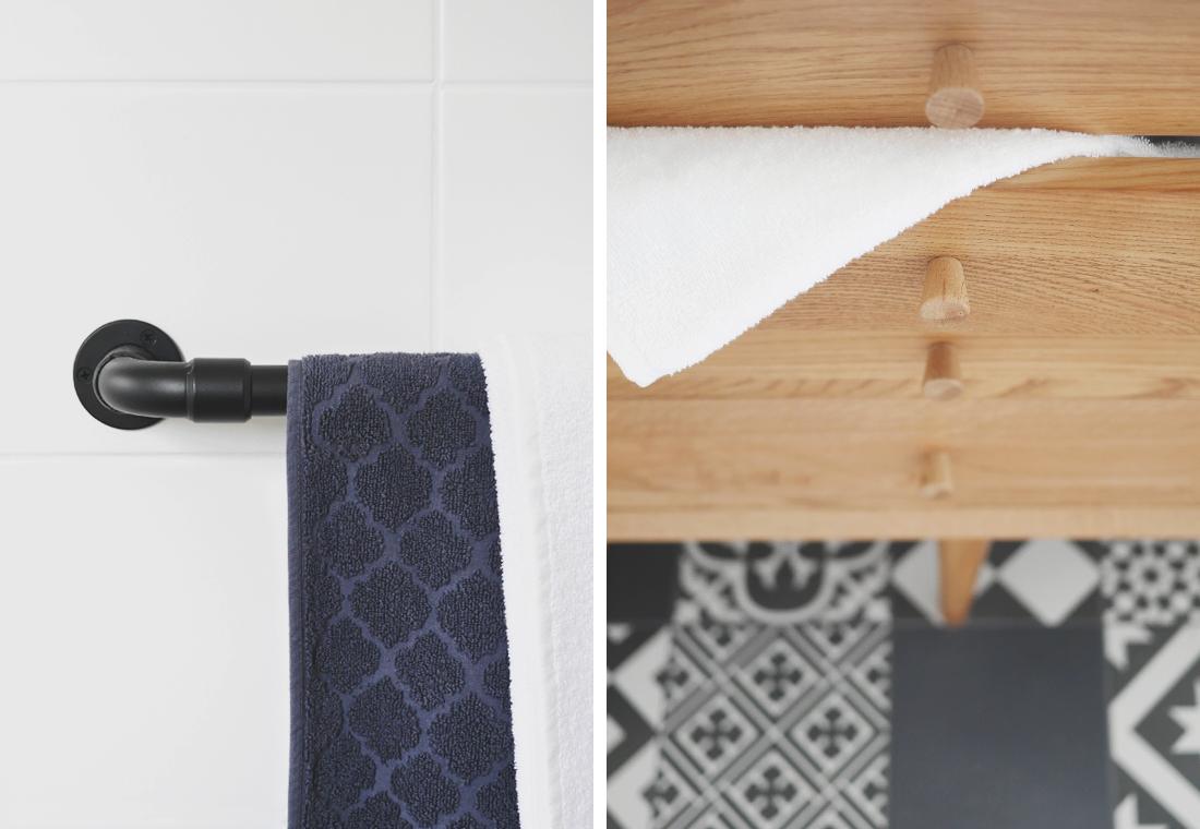 Peinture carrelage salle de bain avant apres - Relooking salle de bain avant apres ...