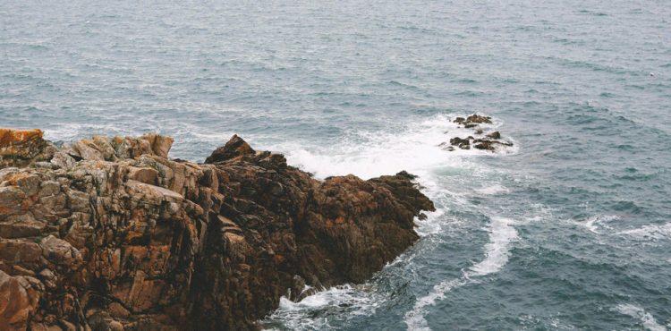 Chemin des douaniers - Port Manec'h - Bretagne