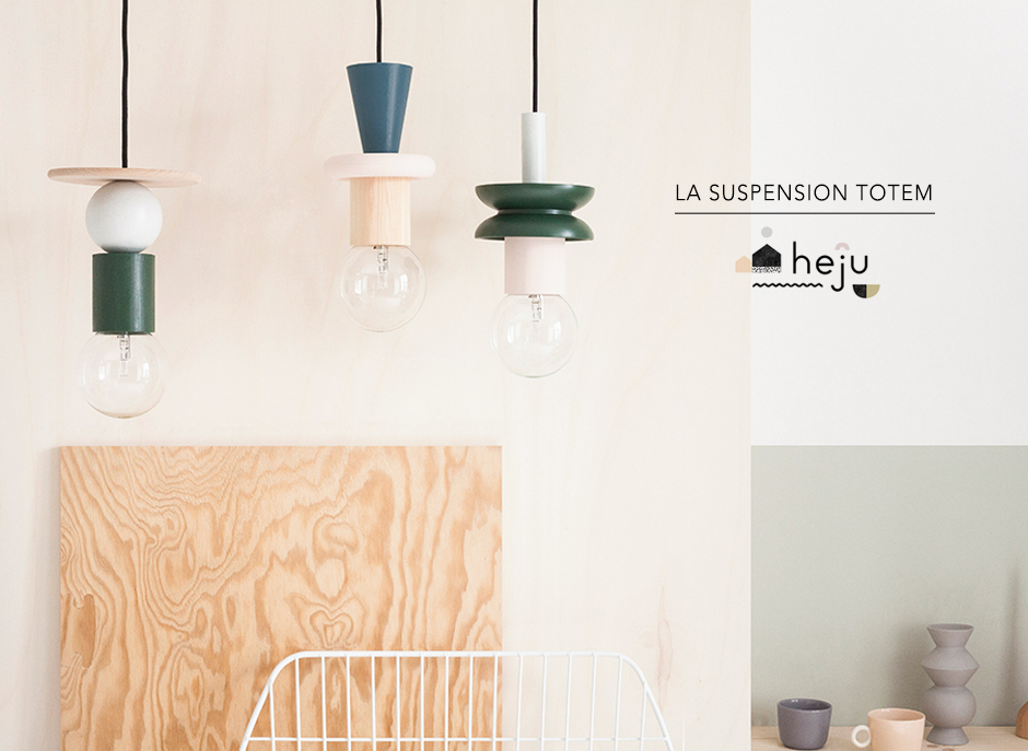 DIY suspension deco