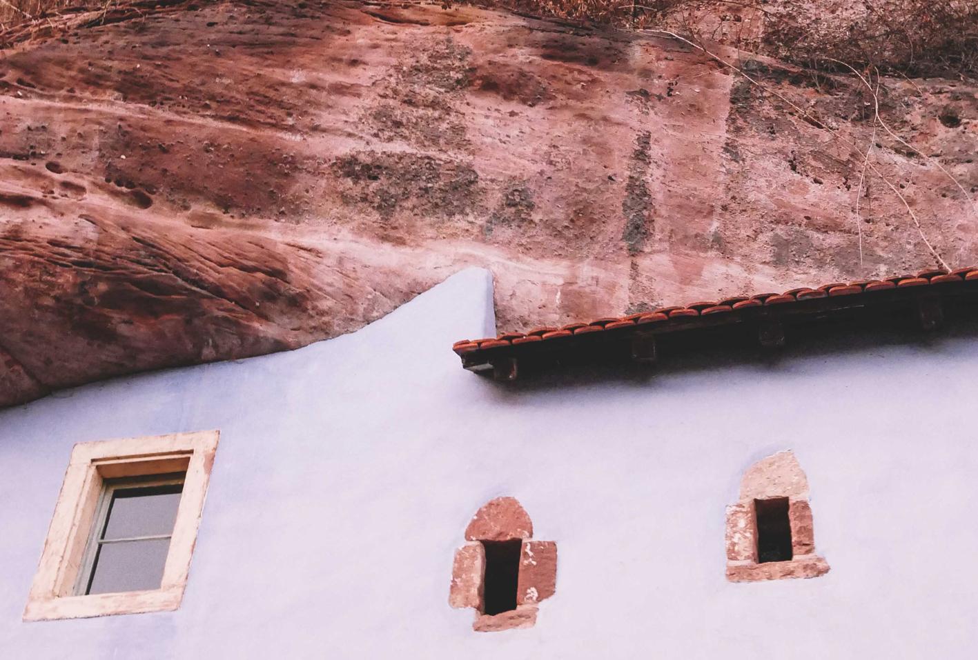 Maisons des rochers, Obernai Alsace