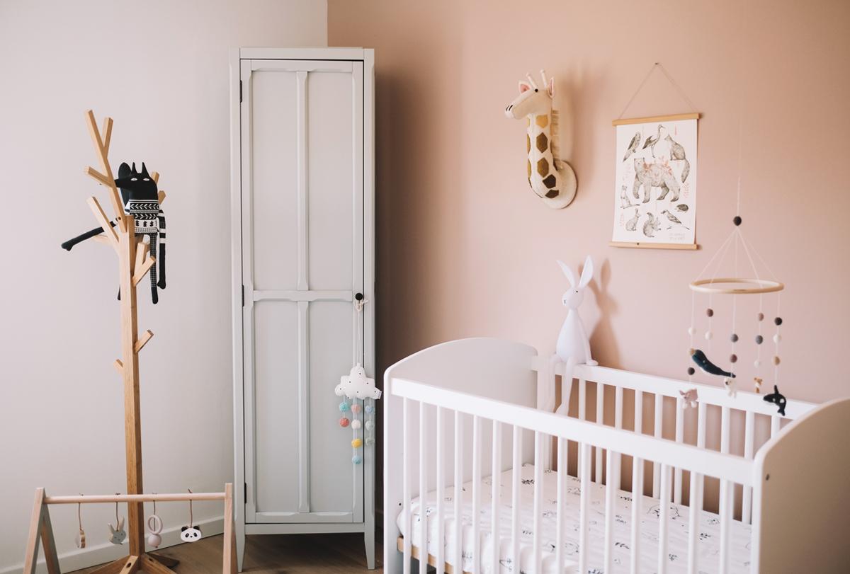 Home sweet home – sa petite chambre • Le chien à taches