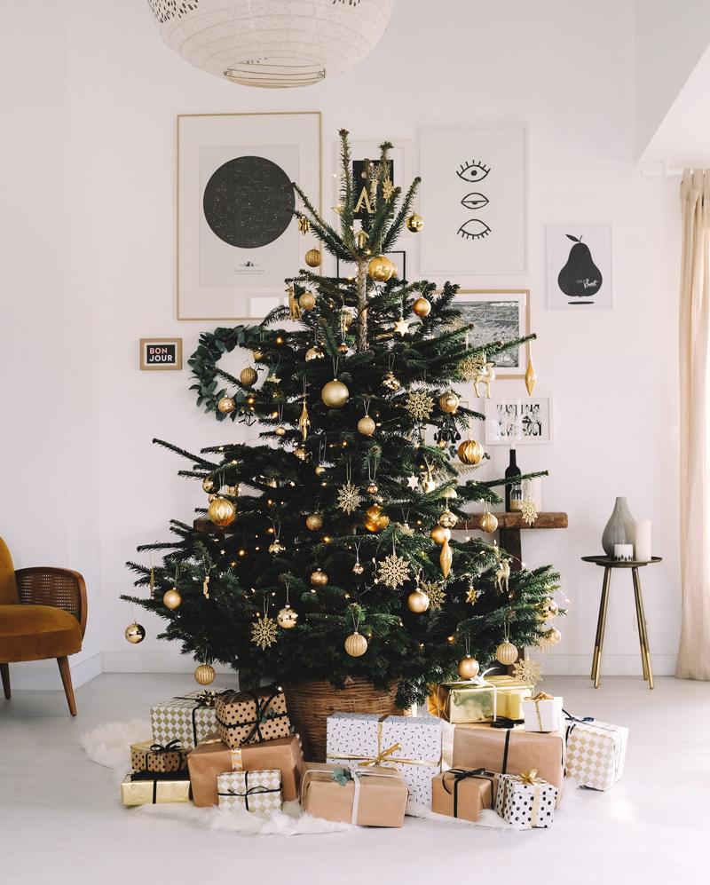 Noël S Invite à La Maison Avec Castorama Le Chien à Taches